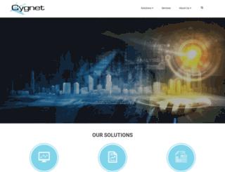 cygnetpericon.com screenshot