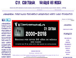 cylcultural.org screenshot
