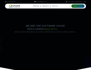 cylsys.com screenshot