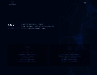 cyneric.com screenshot