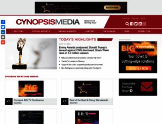 cynopsis.com screenshot