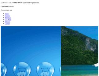 cyphertextsolutions.com screenshot