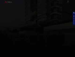cyrela.com.br screenshot
