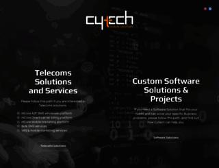 cytech.gr screenshot