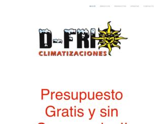 d-frio.com screenshot