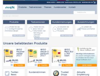 d-info.buhl.de screenshot