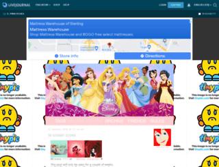 d-princesses.livejournal.com screenshot
