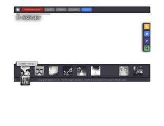 d-snf.net screenshot