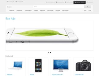 d2.net.br screenshot