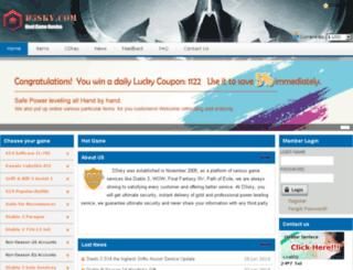 d3sky.net screenshot