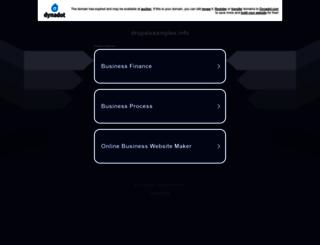 d7.drupalexamples.info screenshot