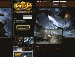 da.seafight.com screenshot