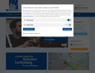 daa-technikum.de screenshot