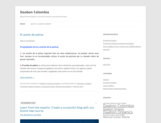 daaboncolombiablog.wordpress.com screenshot