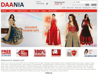 daania.biz screenshot