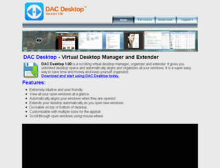 dacdesktop.com screenshot