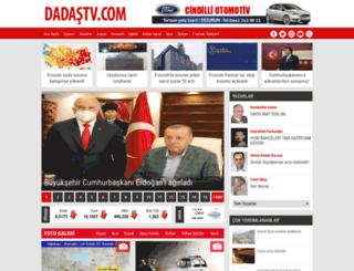 dadastv.com screenshot