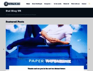 dadbloguk.com screenshot
