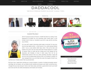 daddacool.co.uk screenshot