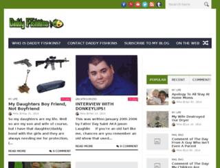 daddyfishkins.com screenshot