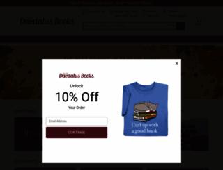 daedalusbooks.com screenshot