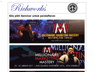 daftar.richworks.com.my screenshot