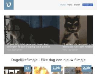 dagelijksfilmpje.nl screenshot