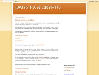 dags-fx.blogspot.com.au screenshot