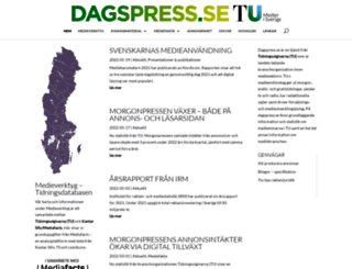 dagspress.se screenshot