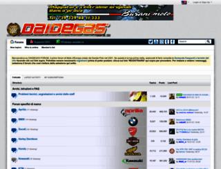 daidegasforum.com screenshot