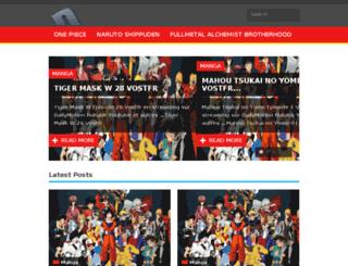 daily-manga.com screenshot