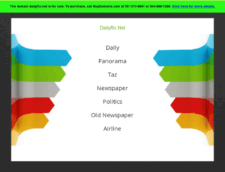 dailyflix.net screenshot
