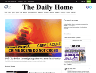 dailyhome.com screenshot