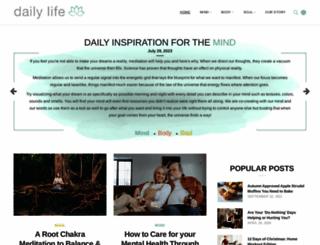 dailylife.com screenshot
