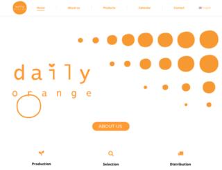 dailyorange.es screenshot