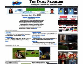 dailystandard.com screenshot