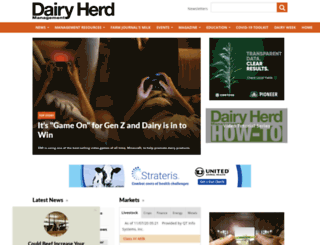 dairyherd.com screenshot