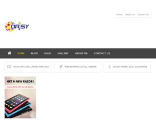 daisytrade.com screenshot