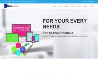 dakshinfo.com screenshot