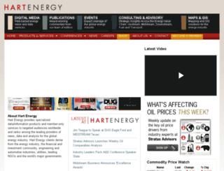 daldev20.hartenergy.com screenshot