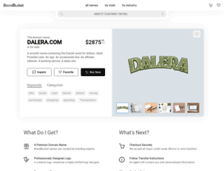 dalera.com screenshot