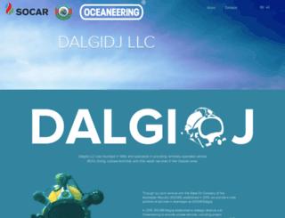 dalgidj.com screenshot