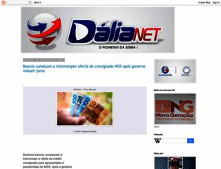 dalianet.blogspot.com.br screenshot