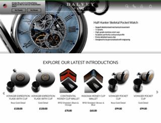 dalvey.com screenshot