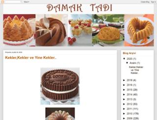 damak-tad.blogspot.com screenshot