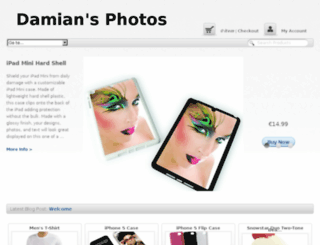 damiansphotos.ie screenshot