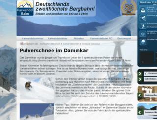 dammkar.eu screenshot