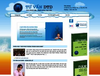 damthaydoi.com screenshot