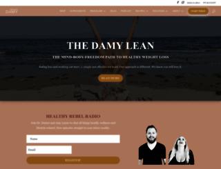 damyhealth.com screenshot