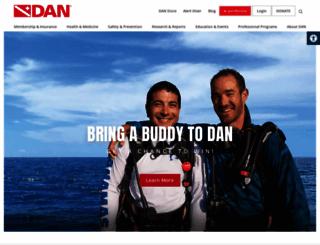 dan.org screenshot